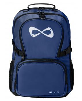 Sac NFINITY CLASSIC Bleu Marine logo blanc