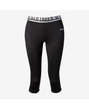 Capri Noir Nfinity Flex ceinture Argent  et Noire