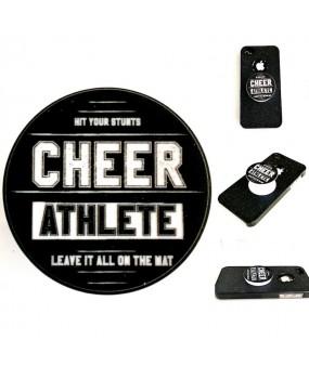 """POP SOCKET Grip """"Cheer Athlete"""" pour Smartphone et Tablette"""