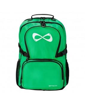 Sac NFINITY CLASSIC Kelly green Vert logo blanc