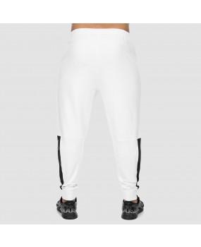 Pantalon Sportswear Blanc Workout Empire