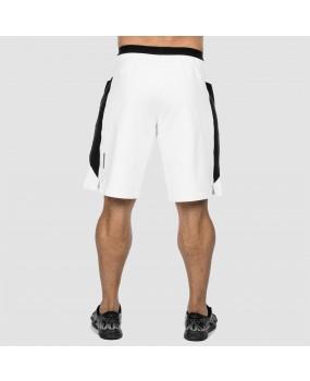 Long Short Blanc Workout Empire