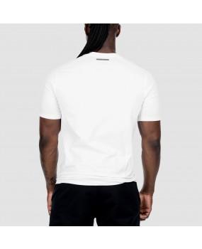T-Shirt Blanc Essentiel Workout Empire