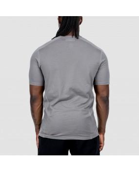 T-Shirt Gris Essentiel Workout Empire